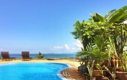 Pool 2 beach view