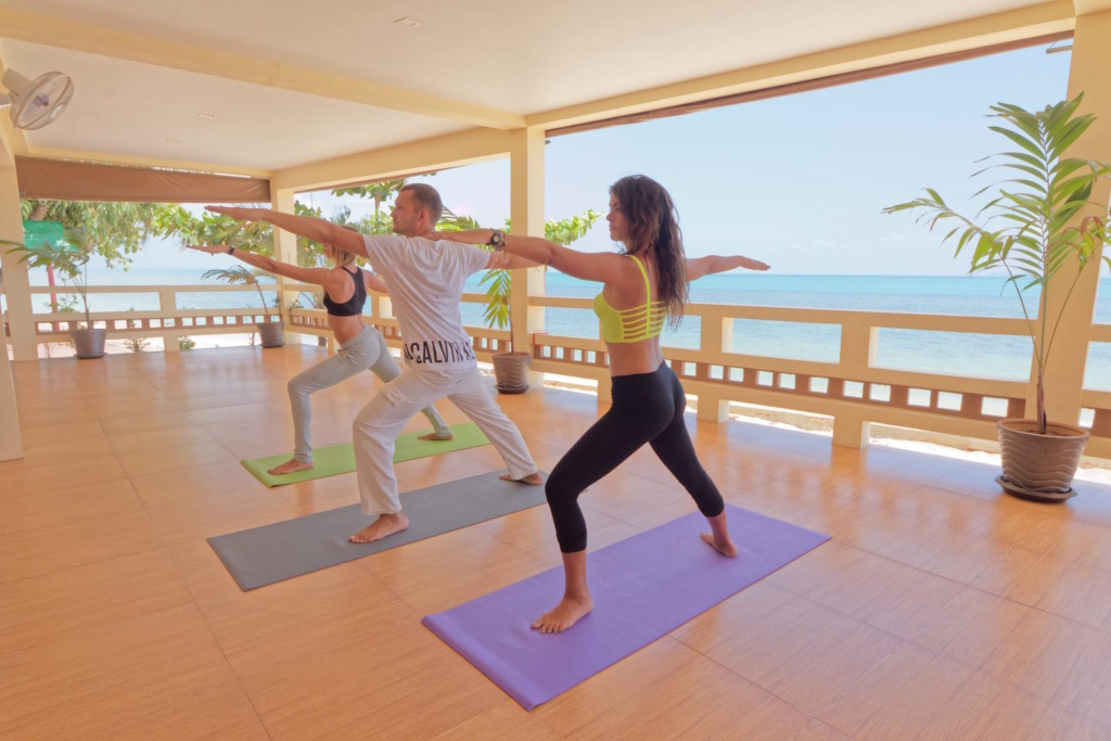 yoga classes Koh Samui