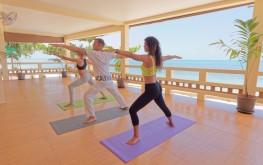 yoga classes Koh Samui