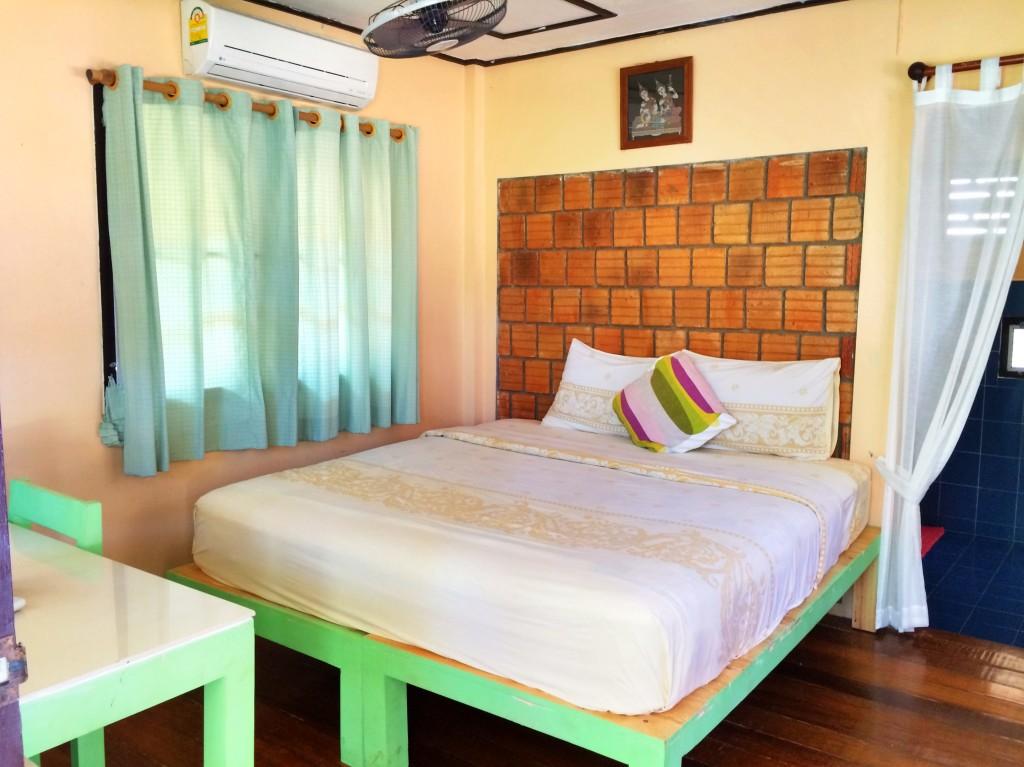 Standard fan room health oasis resort