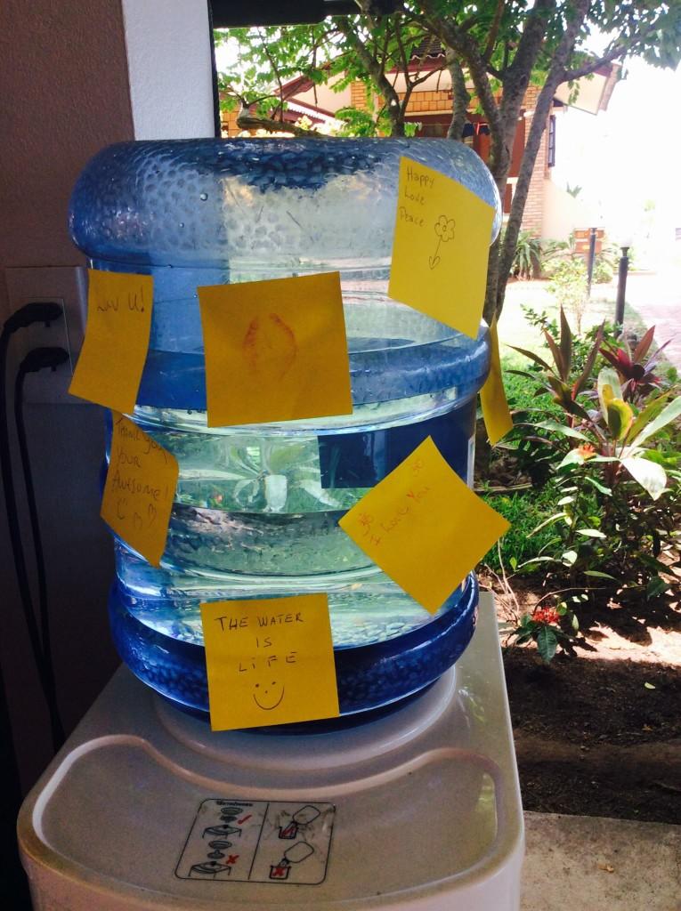 happy water detox