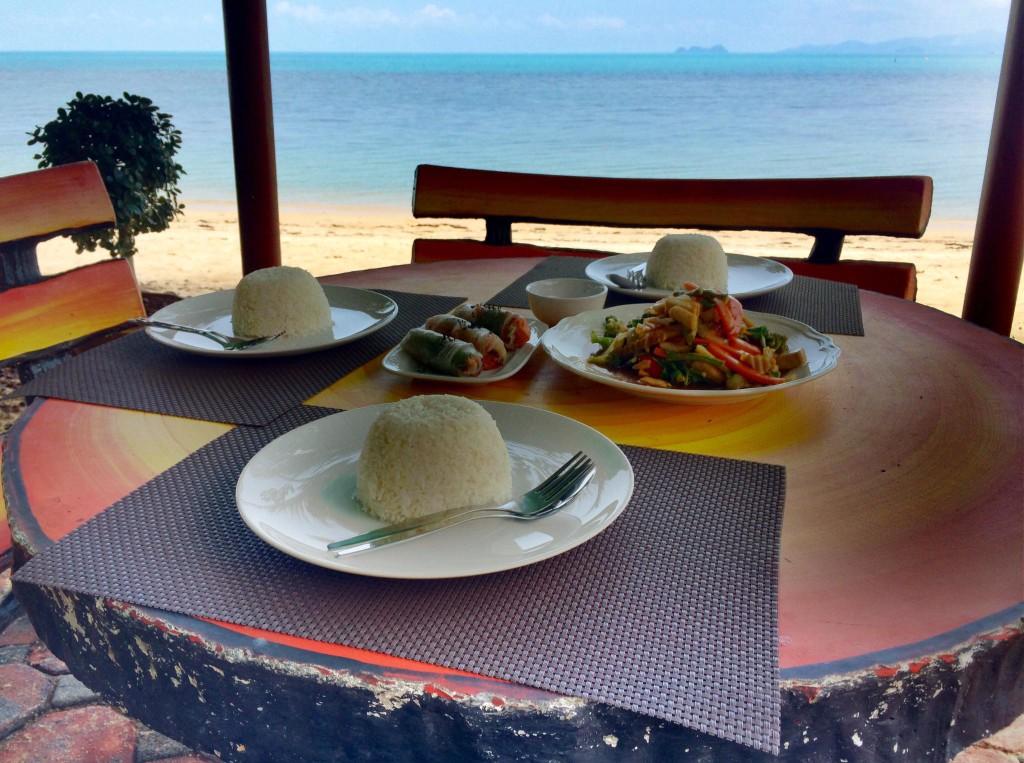 new menu health oasis resort