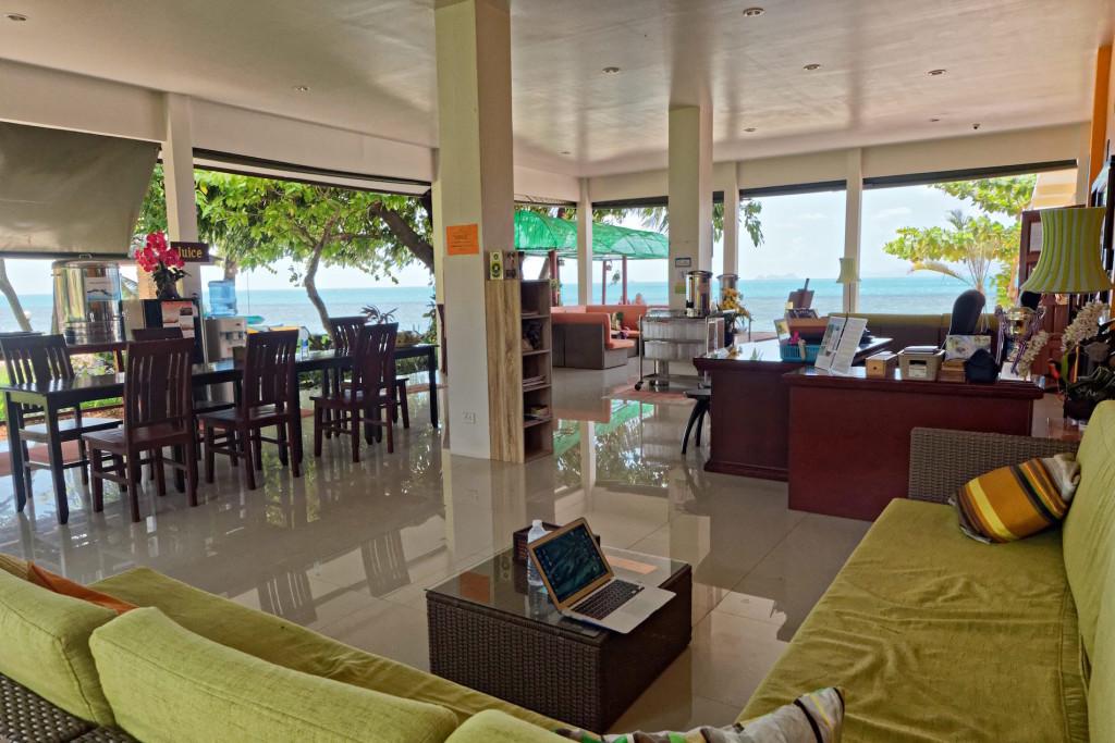 health oasis resort new changes reception