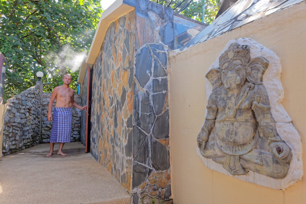 spa sauna detox samui thailand Improvements and changes at Health Oasis Resort