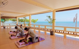 detox massage spa thailand Improvements and changes at Health Oasis Resort